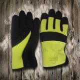 Luva de trabalho-luva de segurança-luva industrial-luva de levantamento de peso-proteção das mãos
