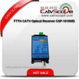 FTTH CATVの光レシーバCsp-1010wd