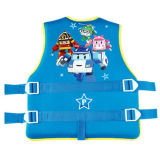 Neopren/Nylon Swimming Life Jacket, Vest, Life Jacket für Water Sport, Safety Vest, Swimwear, Water Sports (WM-0225)
