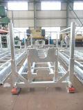 Caliente galvanizado en la estructura de acero de soldadura