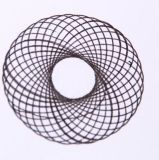 20cm Multi-Function Spirograph Ruler per Drawing
