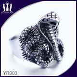 Grande anel da serpente para homens