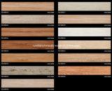 azulejo de suelo de madera del grano de la inyección de tinta 3D 180*1080 Rd108b023