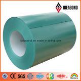 O exportador perito de Ideabond China de cor revestiu a bobina de alumínio