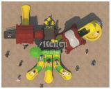 Kaiqi mittlere Größen-Kind-im Freien Plastiklieblingsspielplatz mit multi Acctivites