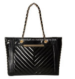 La signora Handbag, i sacchetti di Tote, progettista di modo ha ispirato le borse dell'unità di elaborazione