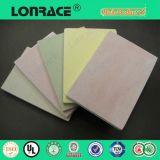 Tuiles de plafond de plâtre de haute qualité