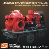 Стандартные водяная помпа бой пожара двигателя дизеля Nfpa20/пожарный насос
