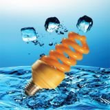 Energia-economia Bulb de 9W Yellow Color Lamp Mosquito Repellent com CE (BNF-Y)