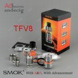 Smok Tfv8 Becken-Edelstahl-Becken 6ml Smok Tfv8