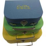 Vakje het van uitstekende kwaliteit van het Document van de Gift van het Handvat (hb7-1)