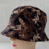 転送プリントが付いているFahisonのバケツの女の子の帽子