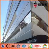 Ideabond PVDF che ricopre il comitato composito di alluminio della costruzione di External ASP di 4mm