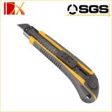 Cuchillo rápido del utilitario del cortador del cuchillo del ABS de la lámina