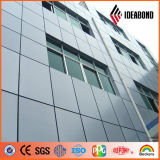 Ideabond 4mm Polyethylene 높 힘 Outside ACP Wall Panel
