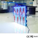 Étalage de mur visuel de haute résolution du lancement 5mm SMD DEL pour annoncer extérieur de location