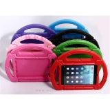 EVA Handheld portable embroma la caja del volante para la tablilla/el iPad mini