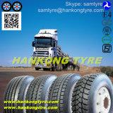 445/65r22.5, 385/65r22.5, dreht schlauchlosen Reifen-schwerer LKW-Reifen des Schlussteil-Reifen-TBR
