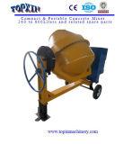 400 리터 중국 구체 믹서 기계