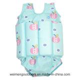 Tecido reusável do bebê da nadada, Wetsuit morno, Swimsuit da flutuabilidade. Wm041