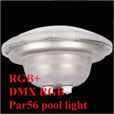 Piscina LED Light Piscina Luces IP68 Underwater Lamp 54W di DMX512 Wireless RGB PAR56