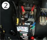 Doppeltes 1.2ton, das elektrisches Ladeplatten-Ablagefach (ES12-12WAi, anhebt)