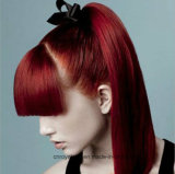 Способ Hot Sale Synthetic Ponytail Non-Trace Hair Extension с Clip