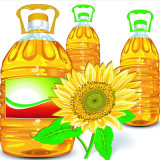 Edible puro Oil Sunflower Oil para Cooking