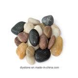 Pedra de pedra lavada misturada alta qualidade do rio
