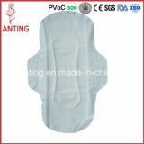 中国Good Supplier Super Absorbent 100%年のCotton LadyかFemale Sanitary Napkin