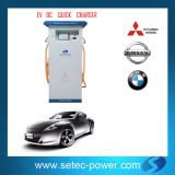 Reines elektrisches Fahrzeug EV Gleichstrom-schneller aufladenstapel