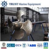 Propulsor marina del barco de pesca de la alta calidad para la nave