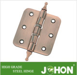 """製造業者(3 """" X3 """")からの鋼鉄または鉄のドアのハードウェアのヒンジ"""