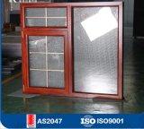 American Quality aluminio ventana de bisagras (BHA-CW43)