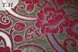 ' tela gruesa del telar jacquar del Chenille de la anchura 57 para el sofá