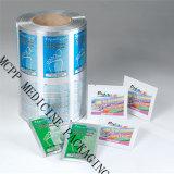 Металлизированный материал Polypropylene/CPP прокатанный пленкой