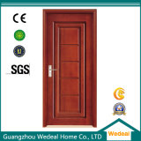 Porte en bois solide pour la Chambre avec le projet à extrémité élevé (WDP5042)