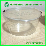 Cylindre en plastique Clear PVC Round Packaging