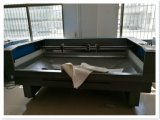 Laser-Ausschnitt und Gravierfräsmaschine Fome Berufslieferant für Tuch