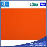 ASTM PPGI Prepainted катушка покрынная цветом стальная