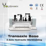 Quarta base Workholding hidráulico do Transaxle do eixo