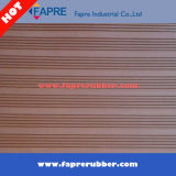 3mm Thick Corrugate Rubber Flooring Mat
