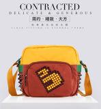Leather Bagの方法One Shoulder Aslant Nylon