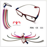 Sales caldo Tr90 Hang Neck Reading Glasses con Changeable Temple (WRP507260)