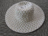 Strohsun-Kleid-Dame-Hut-Strohhut 100% /Cap