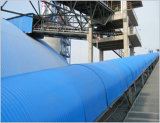 Fixed di lunga vita Rain Cover per Belt Conveyor