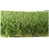 uit het Anti UV Synthetische Gras Landsacping van de Deur