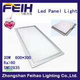 pantalla plana Light (Backlit) de 600*300 30W SMD 2835