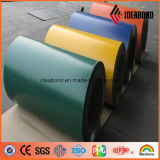 Себестоимост высокого качества Pre-Painted алюминиевая катушка в Китае