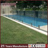 La cerca de la piscina de Frameless artesona el vidrio (DMS-B2822)